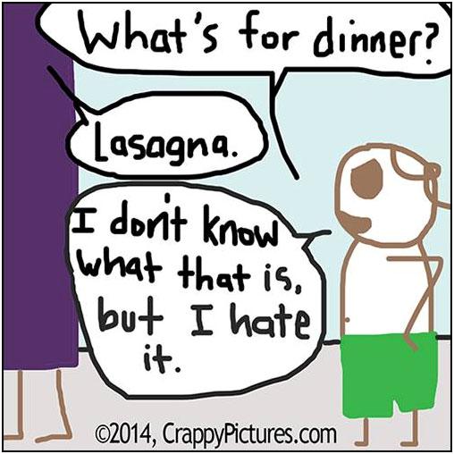 Lasagna+Meme